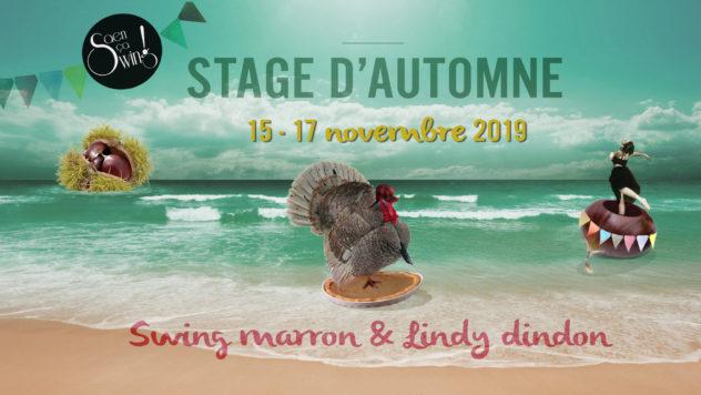 Visuel Stage dindon mer 2019