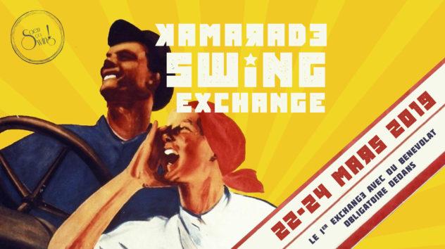 Kamarade Swing Exchange 2019